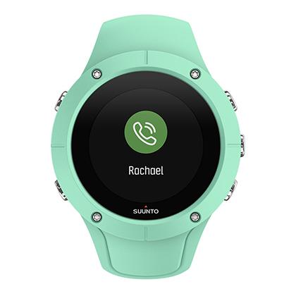 SUUNTO颂拓/松拓 SPARTAN TRAINER 斯巴达酷跑光电心率手表 绿色(轻便舒适,数据更精)