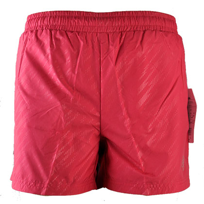 ASICS 亚瑟士运动短裤 女款 红色(轻便速干,运动更舒心)