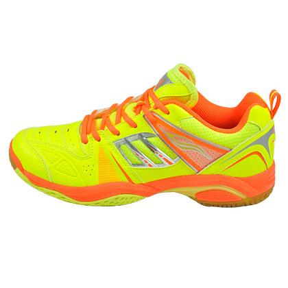 波力Bonny羽毛球鞋 无限999二代 小黄鞋,优个网 波力联合出品