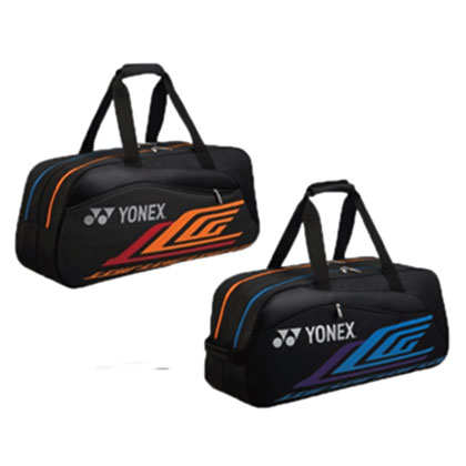 尤尼克斯YONEX羽毛球包BAG21LCW李宗伟御用战包 矩形包 波士顿包