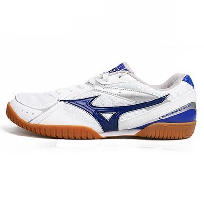 美津浓Mizuno 乒乓球鞋 81GA163027 蓝色经典款,透气 防滑 耐磨 因众多人认可,所以经典传承
