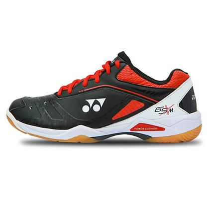 尤尼克斯YONEX羽毛球鞋 SHB-65XMEX 黑红色