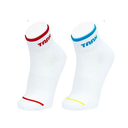 TAAN泰昂 儿童羽毛球袜 T-602 加厚 全棉