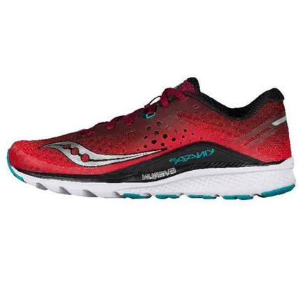 Saucony圣康尼跑鞋kinvara8男款跑鞋S20356-3 红色(独特科技,越跑越舒适)