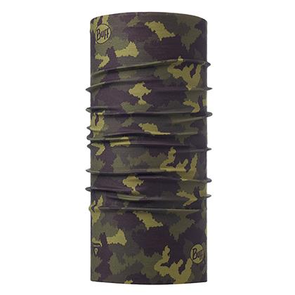 buff 魔术头巾 户外保暖运动头巾 圣魔耐系列 115249 军事迷彩(超轻耐磨,4倍保暖)