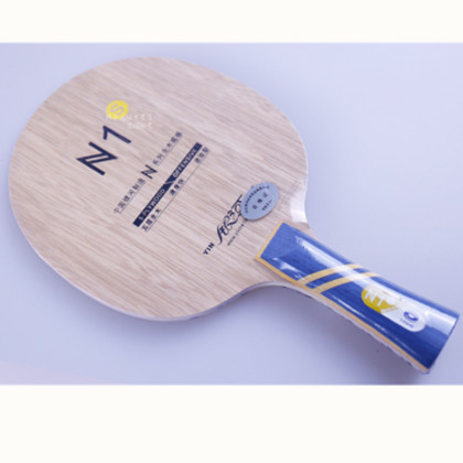 YINHE银河N-1S五层纯木乒乓底板,桧木面板