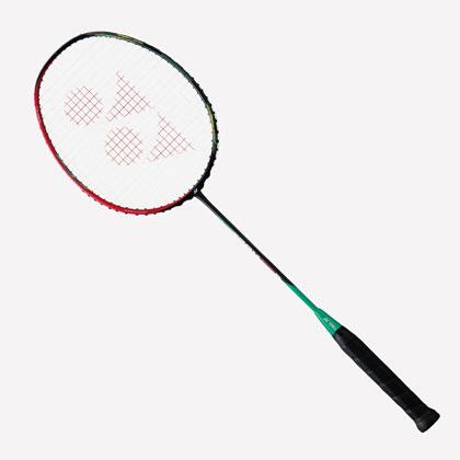 YONEX尤尼克斯 天斧68D羽毛球拍AX68D(ASTROX 68D) 宝石红,新款屠龙刀天斧88D简化版