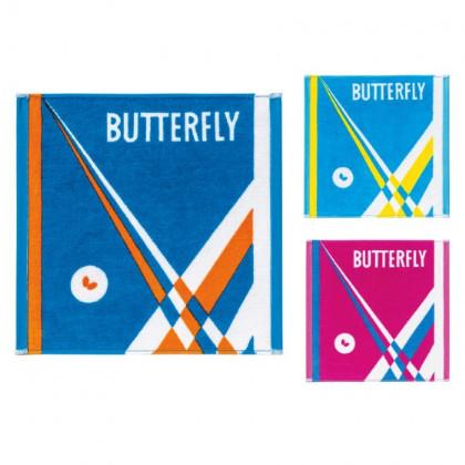 蝴蝶Butterfly WTT 107-1运动小毛巾,35*35厘米