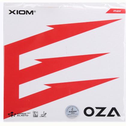 骄猛XIOM 王座OZA 粘性乒乓球胶皮79-061,高旋转 正手套胶新选择