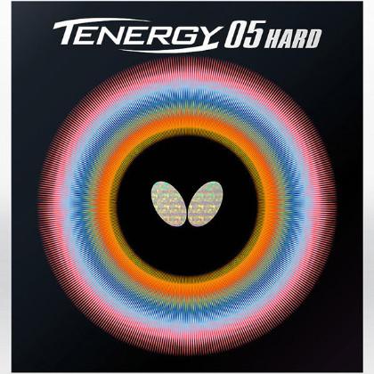 蝴蝶T05 Hard 新款套胶!T05升级版06030反胶套胶 (Butterfly TENERGY.05.hard)