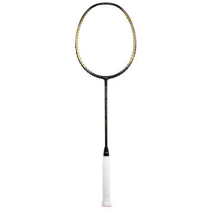 李宁羽毛球拍 风刃900I AYPP002-1  黑金色(79g超轻,32磅重杀)