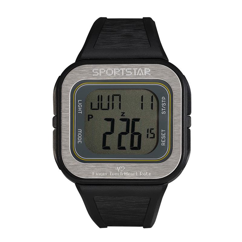 sportstar仕博达健步V 心率手表无胸带户外运动手表