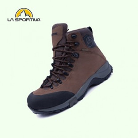 LASPORTIVA 546 BR GORETEX中高帮全皮防水登山鞋GORE-TEX防水内衬 棕色