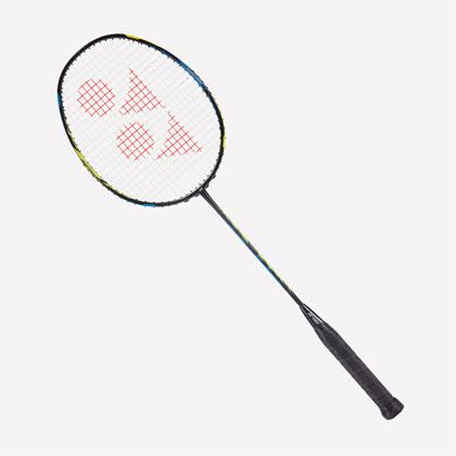 【惊爆价】YONEX尤尼克斯 双刃88/Duora88羽毛球拍 黑/蓝黄(双面异框,中端全面型新神器)