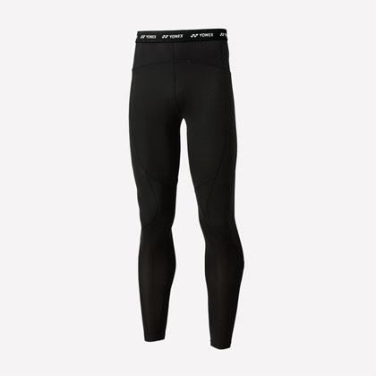 尤尼克斯YONEX紧身长裤 STBF2013CR 男款 黑(压力,吸汗,速干,骨盆收缩)