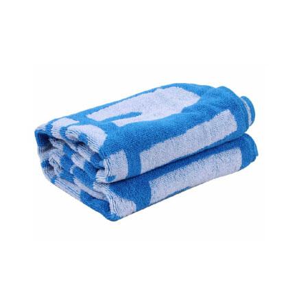 胜利VICTOR 专业运动毛巾 TW169F 纯棉材质 大毛巾 吸汗能力出众