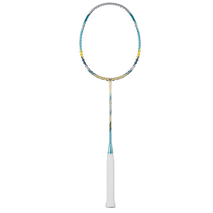 VICTOR胜利威克多HX-7SP/HX7SP羽毛球拍 琥珀金 (羽拍AK47—纳米7升级版加强延续版!)