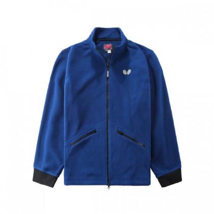 蝴蝶Butterfly WSW-520-05 摇粒绒运动上衣 蓝色