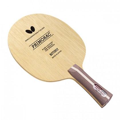 蝴蝶 普木底板30551 普里莫拉茨纯木底板乒乓球拍(Butterfly Primorac FL),畅销经典 控球利器