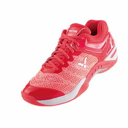Victor 胜利羽毛球鞋 S81 FQ 方丹戈玫红(韩国、马来西亚国家队指定装备)