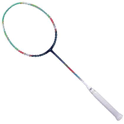李宁羽毛球拍 风动7000I 蓝紫色 世界冠军黄雅琼专用款 轻便灵活