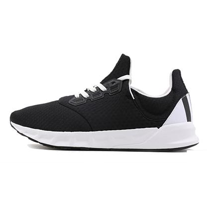 阿迪达斯Adidas黑武士跑鞋 falcon elite 5 u中性跑步鞋 BZ0648 1号黑色(经典时尚,舒适缓震)