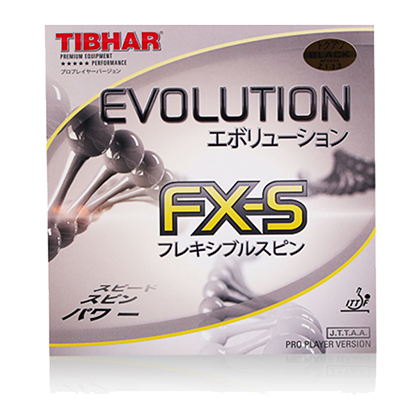 挺拔TIBHAR套胶 Evolution FX-S变革灵性套胶