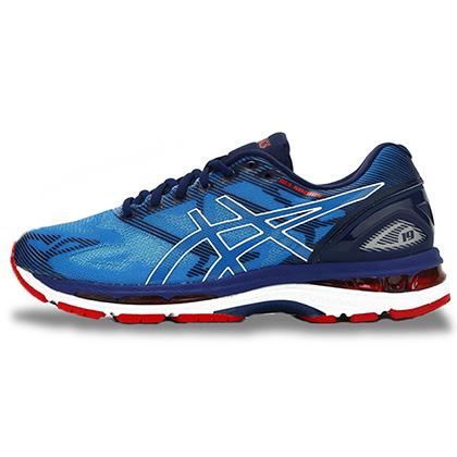 亚瑟士ASICS N19缓震慢跑鞋GEL-NIMBUS 19男款跑步鞋 T700N-4301(强力缓震,稳定支撑)
