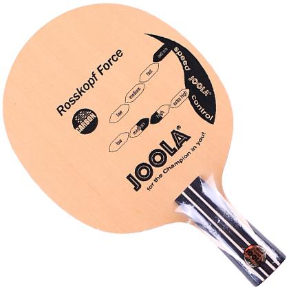 优拉JOOLA底板 罗斯攻击(Rosskopf Force)乒乓底板