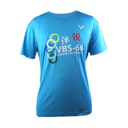 VICTOR胜利羽毛球短袖 T-70040M 中性款 圆领T恤