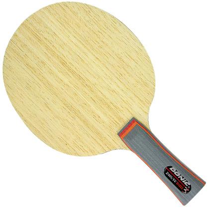 多尼克DONIC底板 周雨三(22983/33983)乒乓底板,5木 2层芳碳搭配,弧圈结合快攻 利器