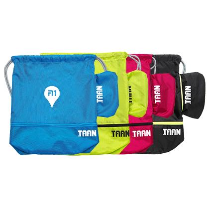 泰昂TAAN抽绳背包 BAG901 折叠收纳背包 轻量款背包,使用更方便