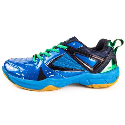 波力Bonny羽毛球鞋 樂活706 藍綠色 入門級運動鞋(新款上市,護踝防扭)