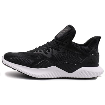阿迪达斯Adidas阿尔法小椰子跑鞋 alphabounce beyond m男款跑步鞋(舒适缓震,稳定支撑)