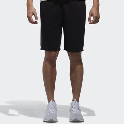 Adidas 阿迪达斯 男款运动短裤 五分裤 CV6973 黑色(速干透气,宽松舒适)