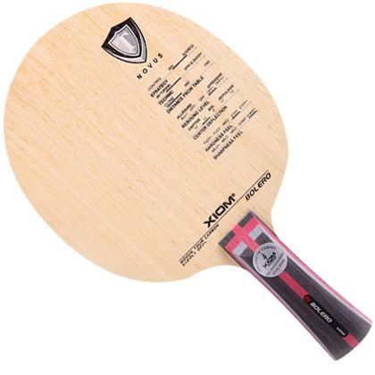 骄猛XIOM 暴龙碳王 BOLERO 乒乓球拍底板