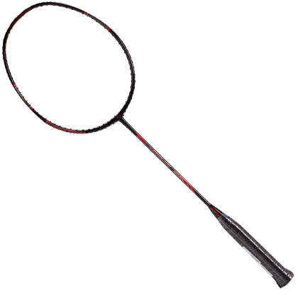 凯胜kason羽毛球拍 Tsf109EX 黑红(力量系列!经典高端羽拍)