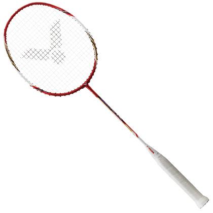 胜利VICTOR威克多HX80 碳纤维拍轻量羽毛球拍全面型高磅拍(HX-80)