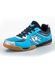 蝴蝶L3乒乓球鞋L-3 LEZOLINE-3-14 湖蓝色,好评热销款球鞋