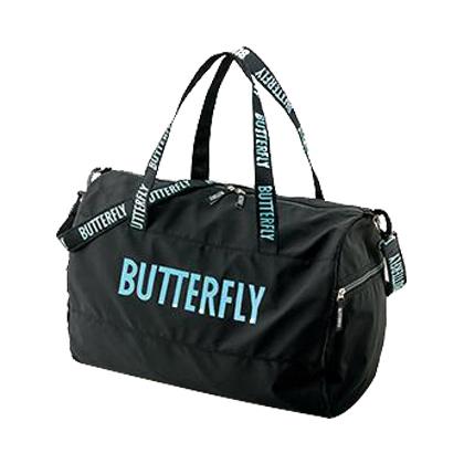 蝴蝶Butterfly 乒乓球包 BTY-201-0203 小旅行包 黑/蓝色