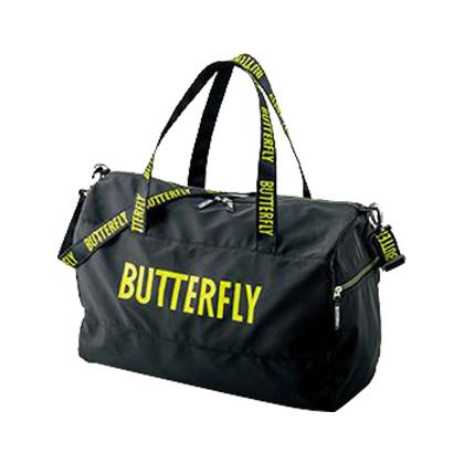 蝴蝶Butterfly 乒乓球包 BTY-201-0204 小旅行包 黑/绿色