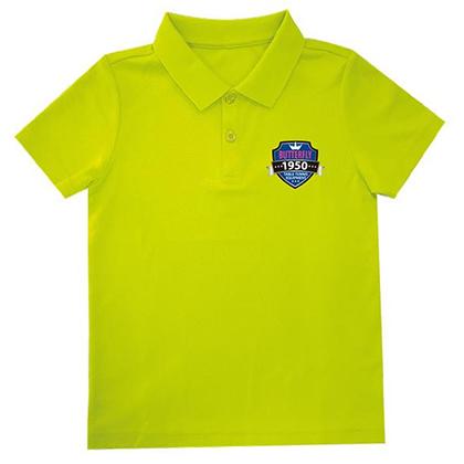 蝴蝶Butterfly 儿童乒乓球短袖 CHD-201-04 绿色