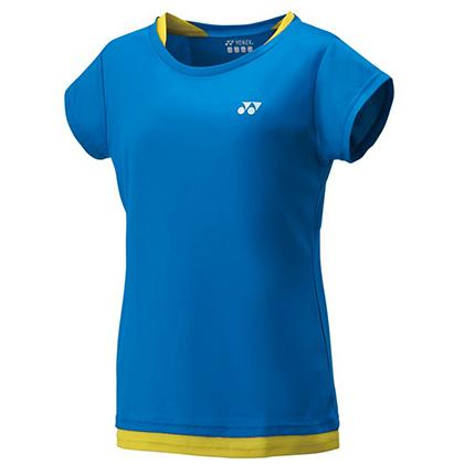 尤尼克斯YONEX T恤衫 16348-506 女款 蓝色