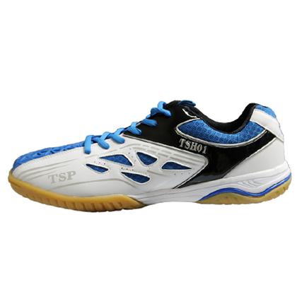 TSP大和 83802 乒乓球鞋 白蓝