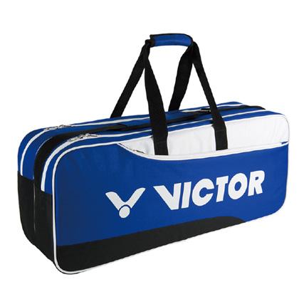 VICTOR胜利 羽毛球包 BR6609F矩形长型拍包 12支装
