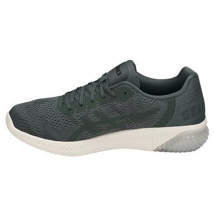 亚瑟士ASICS跑步鞋 GEL-KENUN MX  男 T838N-8282 绿色(GEL缓震,稳定透气)