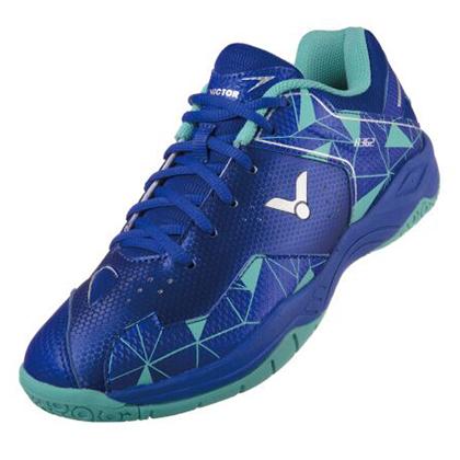 胜利Victor羽毛球鞋 SH-A362-FR中性羽毛球鞋 耀眼蓝/水蓝