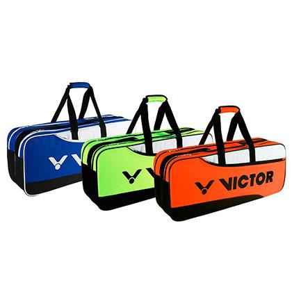 VICTOR胜利 羽毛球包 BR6609矩形长型拍包 12支装