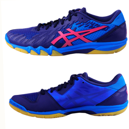 亚瑟士(asics)乒乓球鞋ATTACK BLADELYTE 4运动鞋中性款1073A001-400