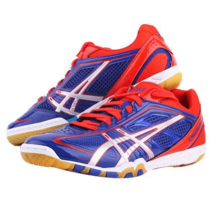 亚瑟士 ASICS TPA327-4993全能王乒乓球鞋乒乓球运动鞋男女